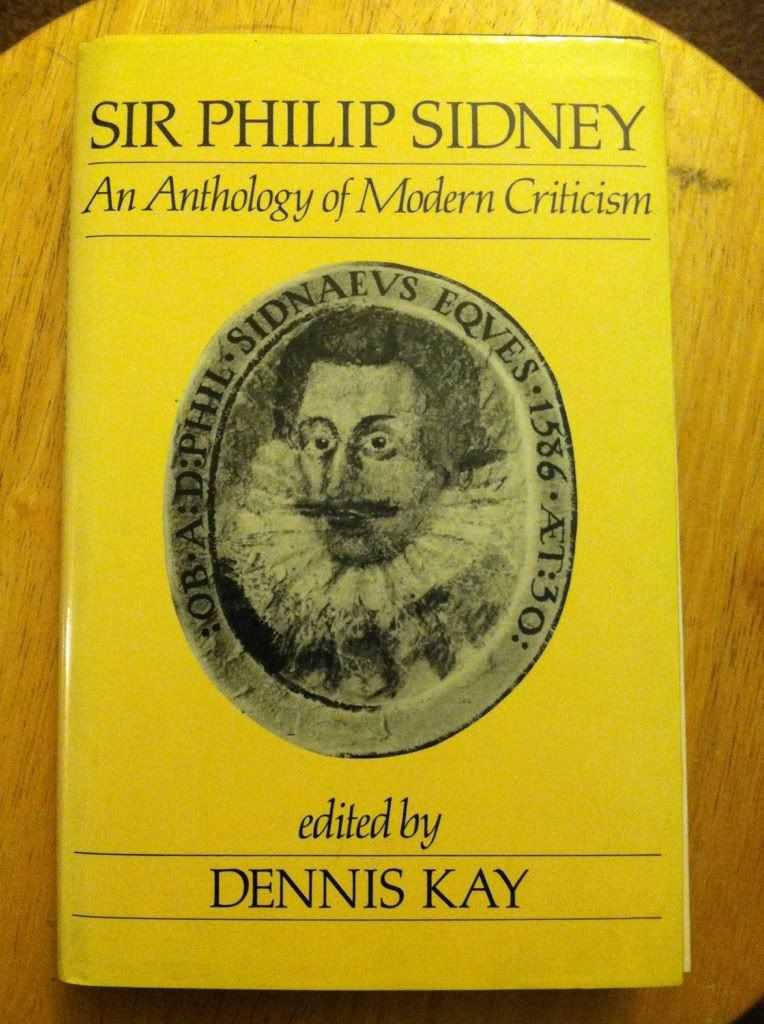 Image for Sir Philip Sidney: An Anthology of Modern Criticism
