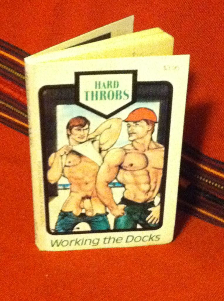 Image for Working the Docks Hard Throbs HT-102 by n/a
