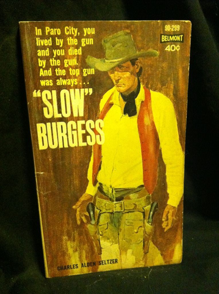 Image for Slow Burgess