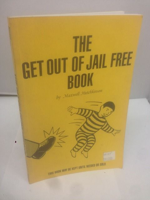 Image for The Get Out of Jail Free Book