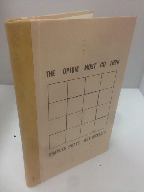 Image for The opium must go thru