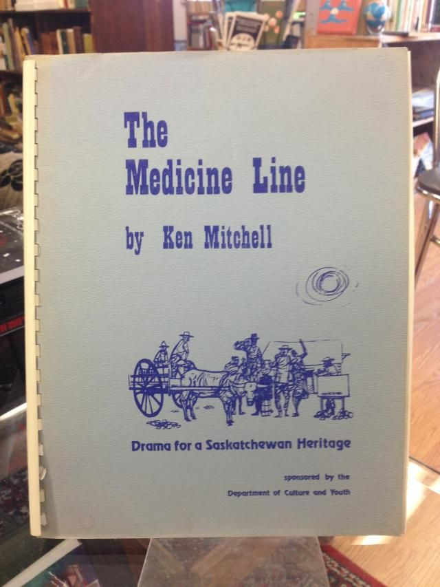 Image for The Medicine Line