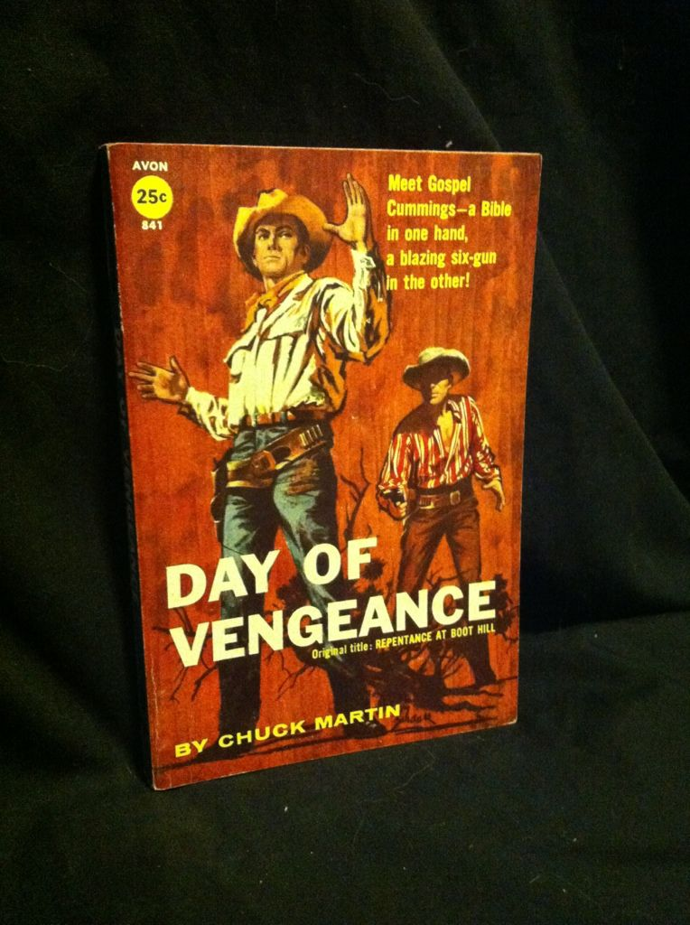 Image for Day of Vengeance