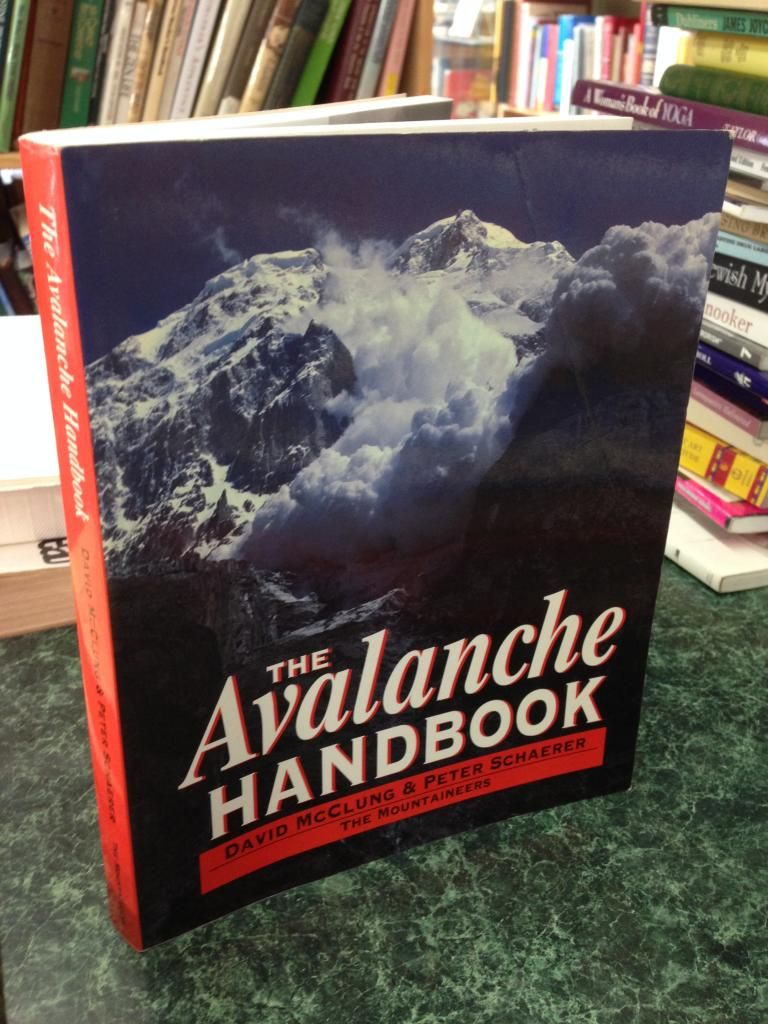 Image for The Avalanche Handbook