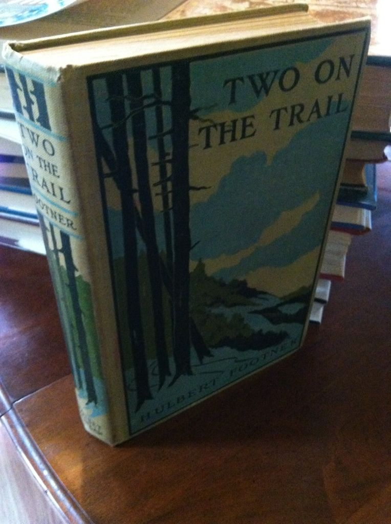 Image for Two on the trail: A story of the far Northwest