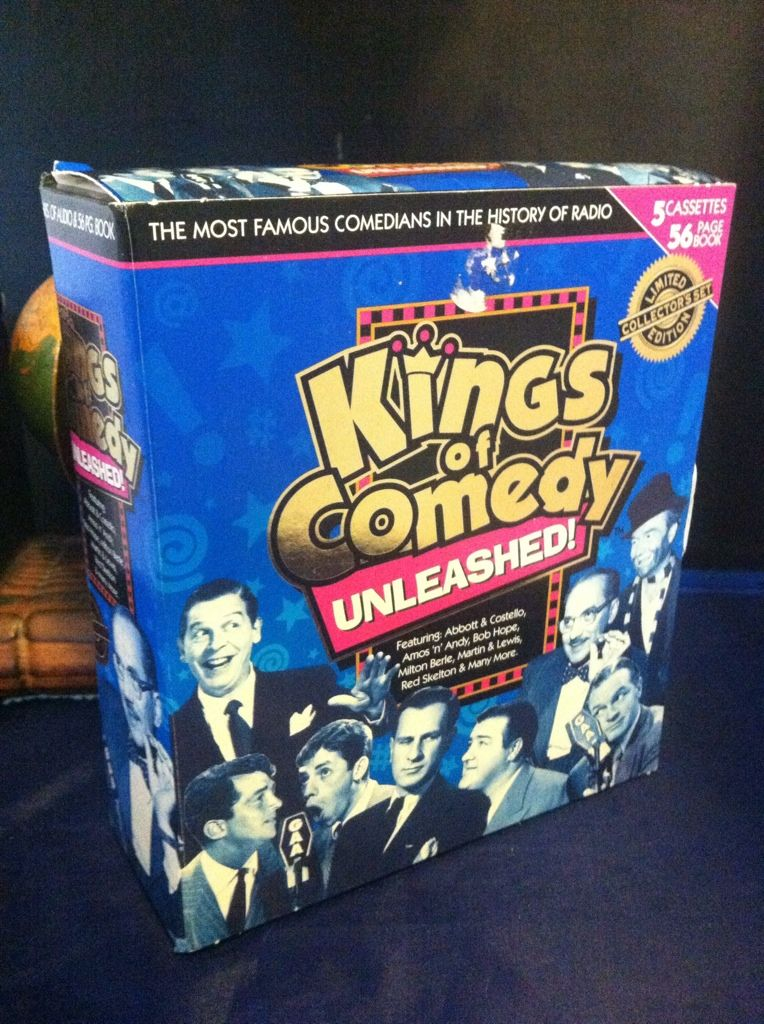Image for Kings of Comedy (Chronicle Series)