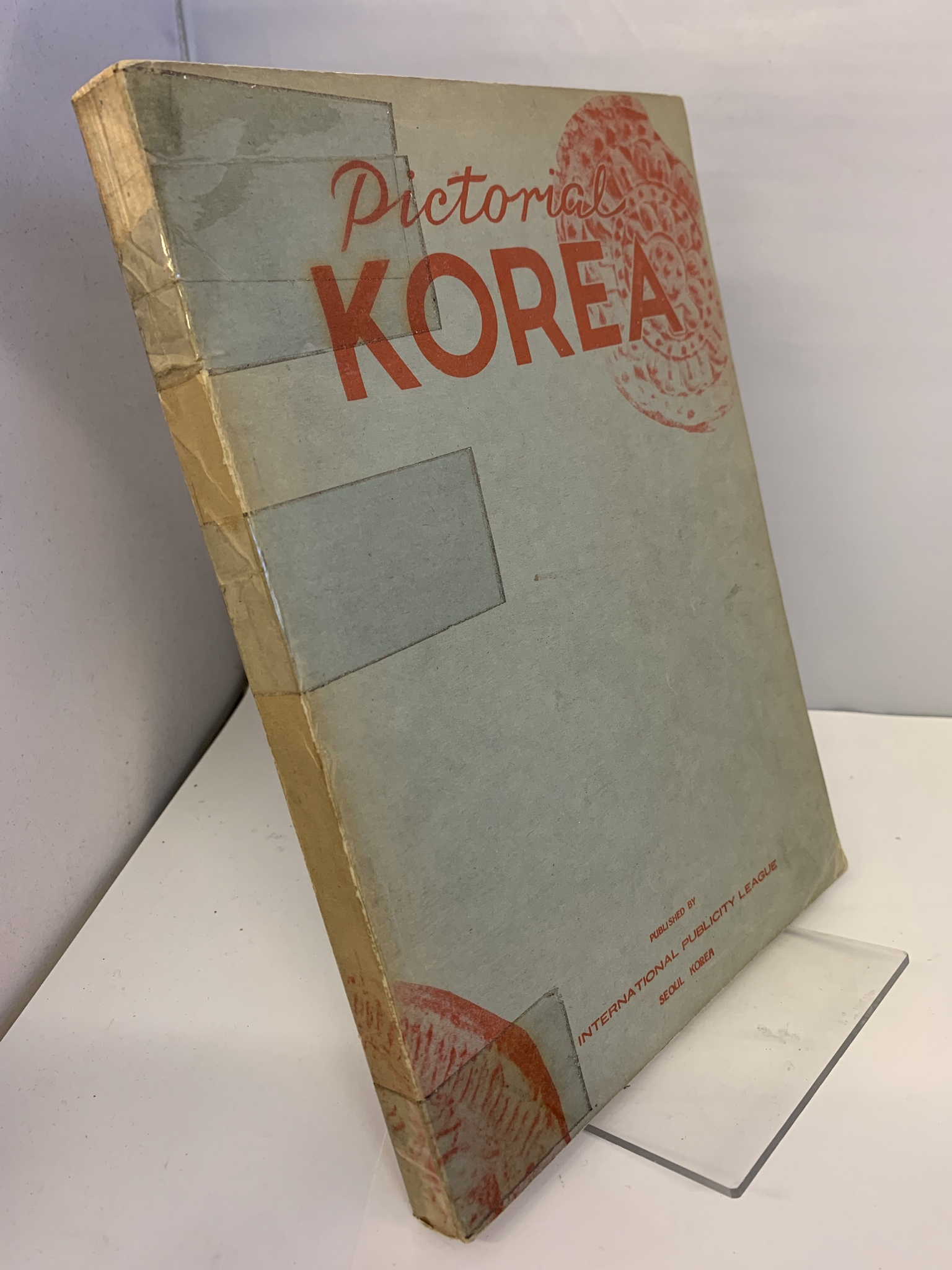 Image for PICTORIAL KOREA 1950