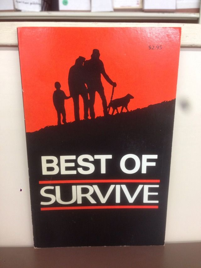 Image for Best of Survive