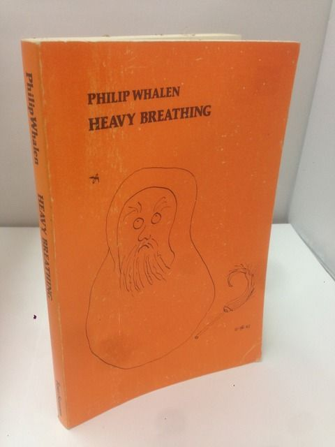 Image for Heavy Breathing (Poems 1967-1980) (Writing 42)