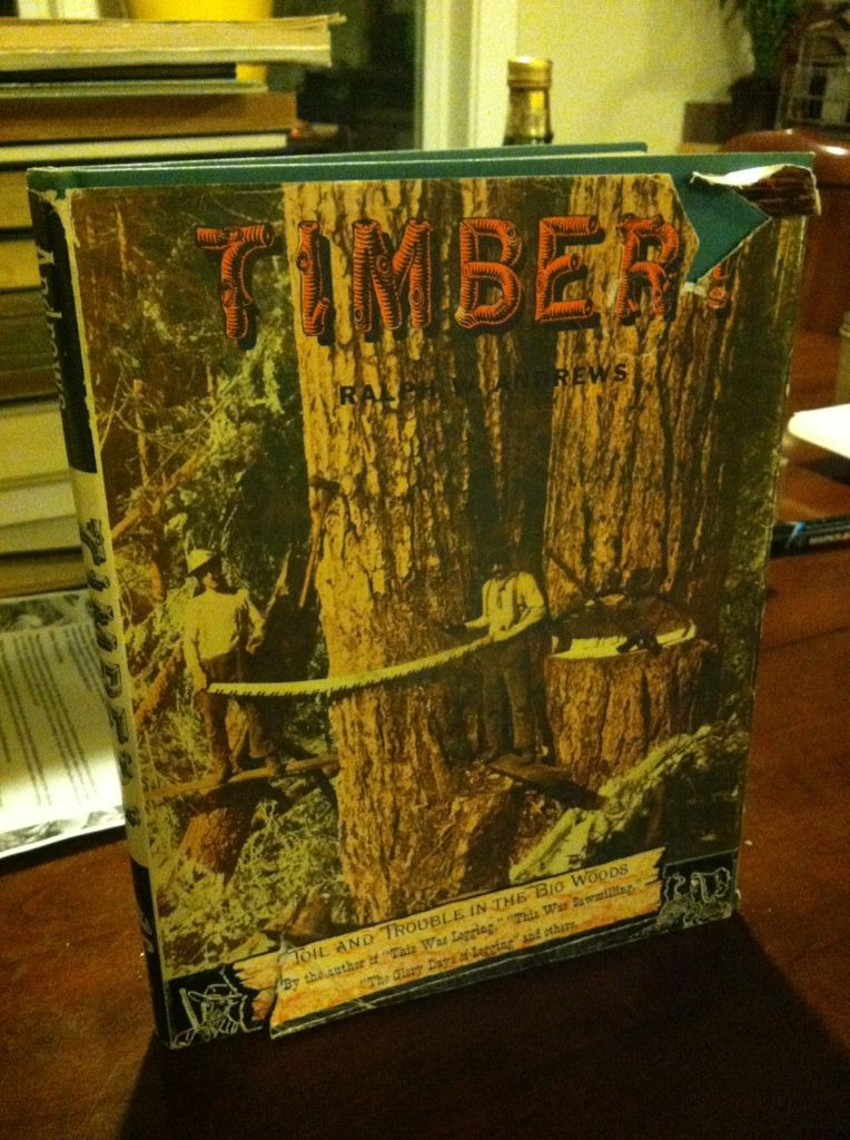 Image for Timber! Toil and Trouble in the Woods