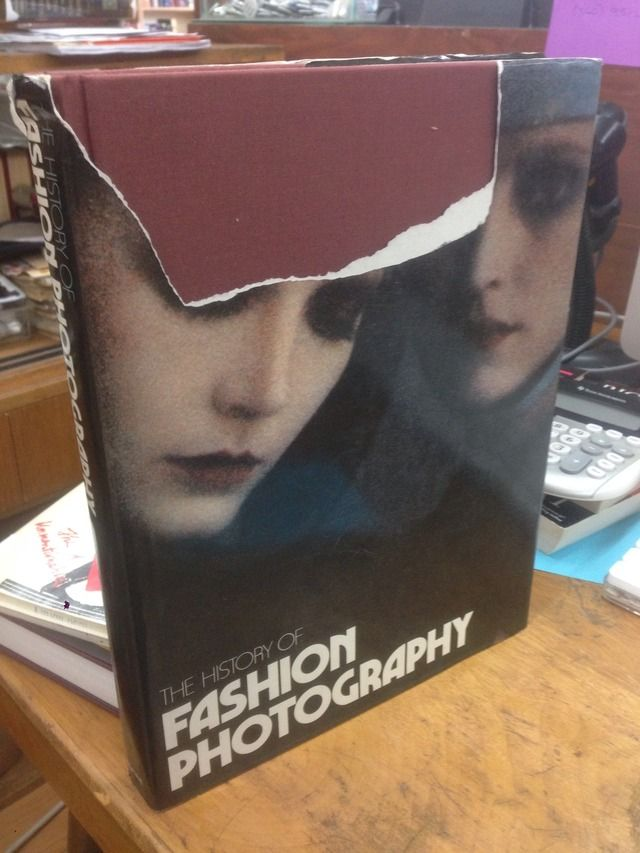 Image for The History of Fashion Photography
