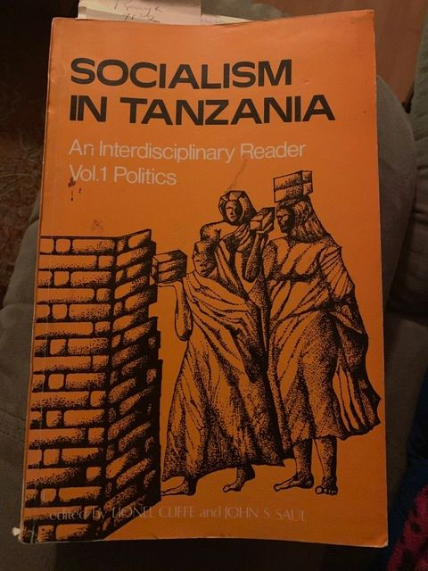 Image for Socialism in Tanzania: Volume 1 (Politics)
