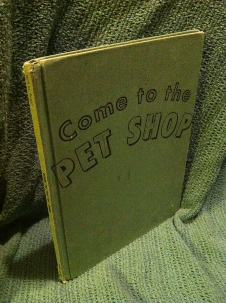 Image for COME TO THE PET SHOP, An easy to Read photo Story Book for Children by Tensen, Ruth M.