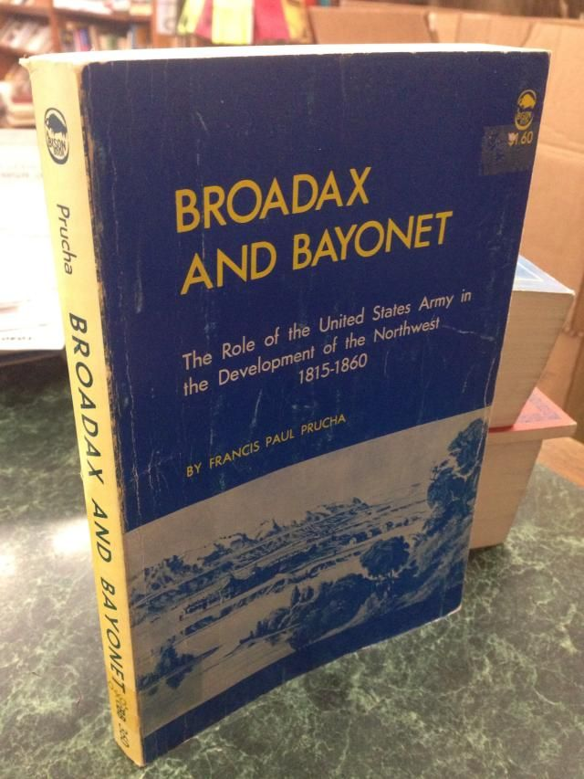 Image for Broadax and Bayonet