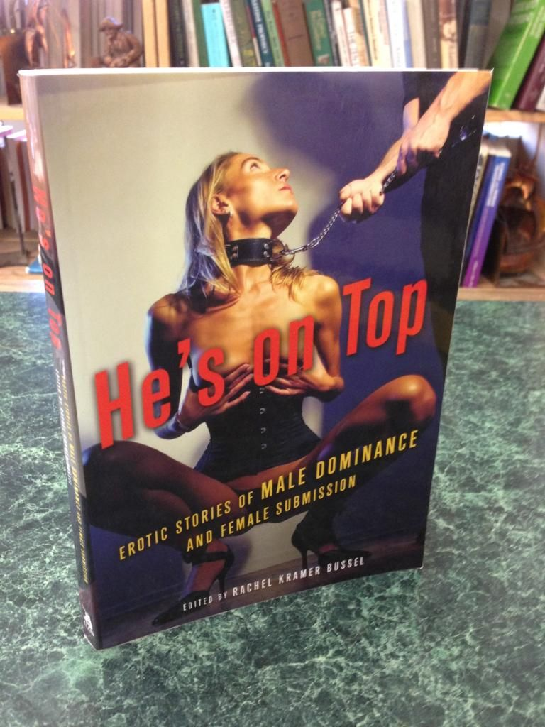 Image for He's on Top: Erotic Stories of Male Dominance and Female Submission