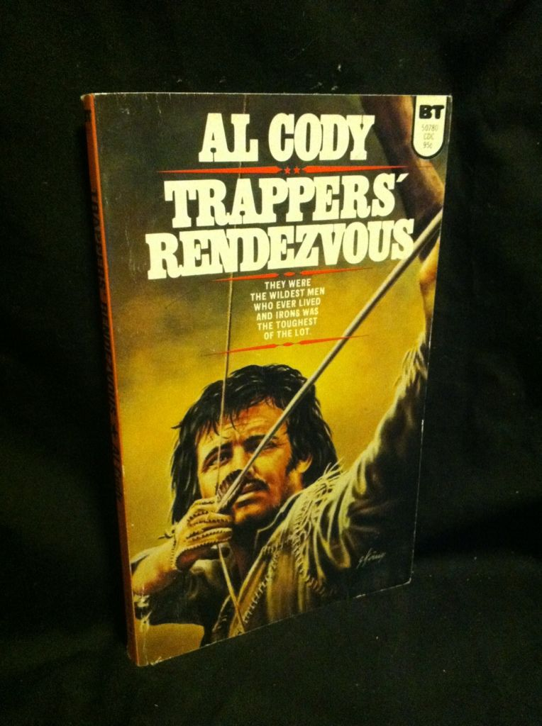 Image for Trappers' Rendezvous