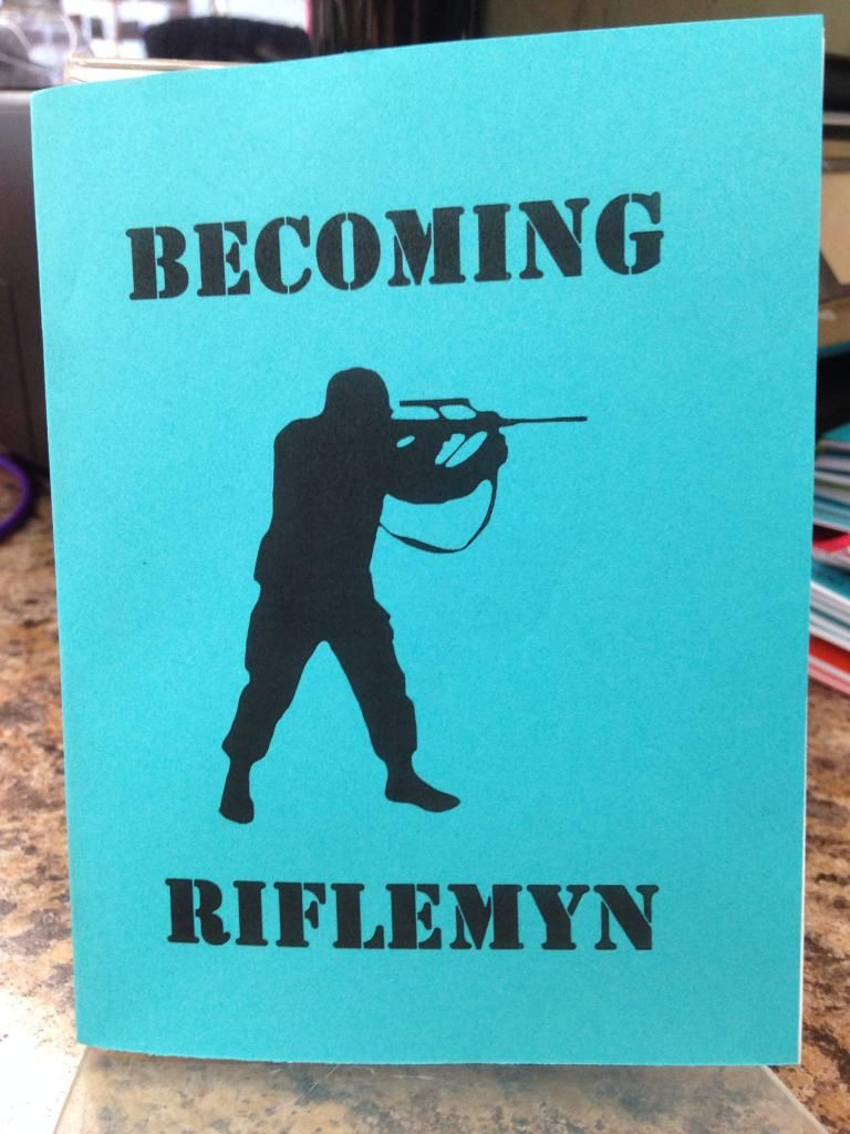 Image for Becoming Riflemyn by Anonymous