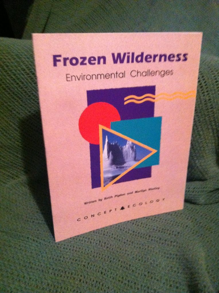 Image for Frozen Wilderness: Environmental Challenges