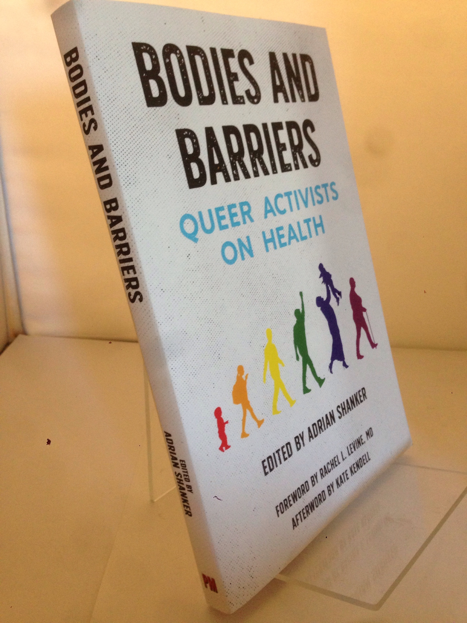 Image for Bodies and Barriers: Queer Activists on Health