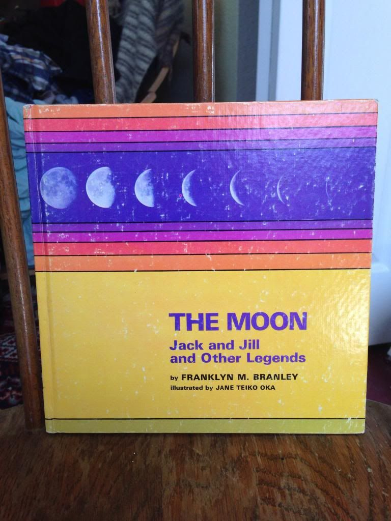 Image for The moon: Jack and Jill and other legends (A Magic circle book)