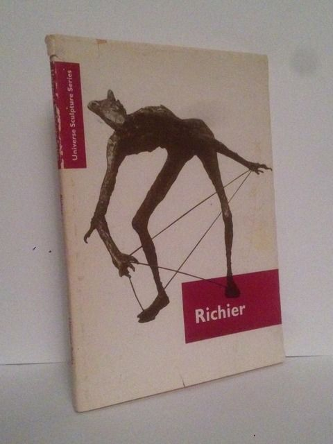 Image for Germaine Richier by Cassou, Jean