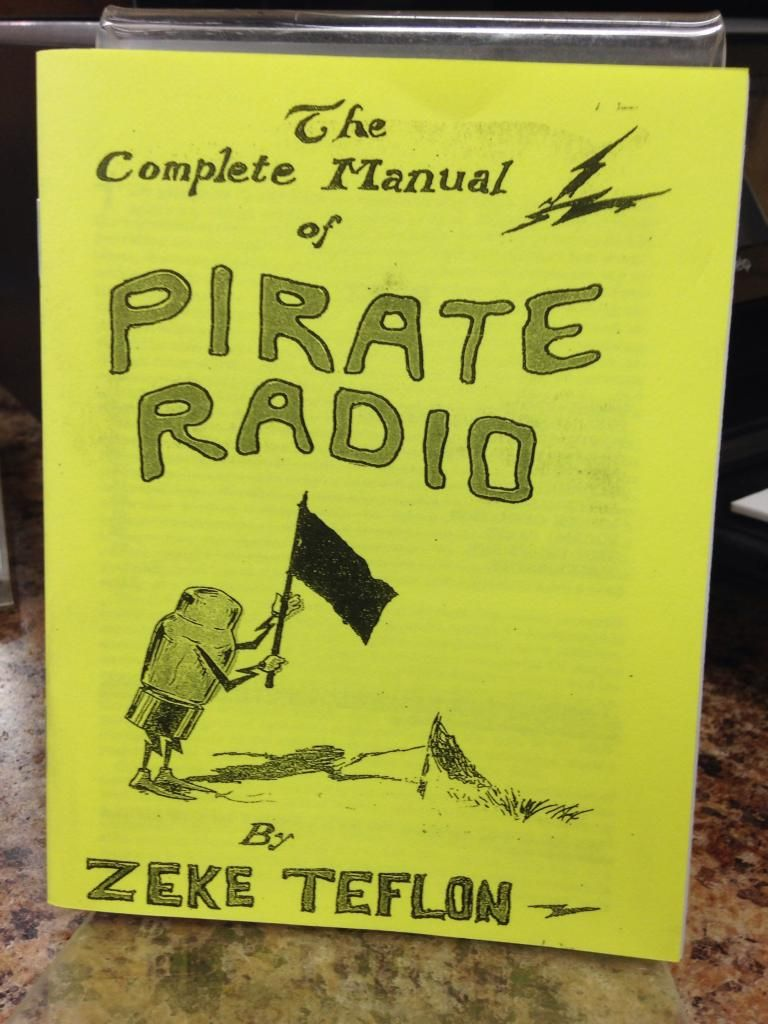 Image for Complete Manual of Pirate Radio