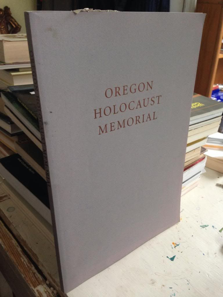 Image for Oregon Holocaust Memorial