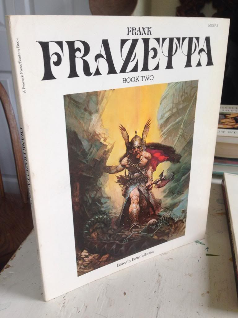 Image for Frank Frazetta Book Two
