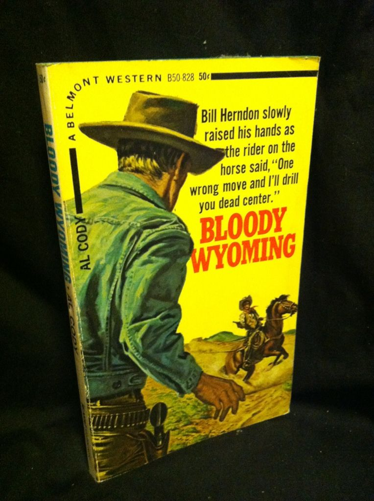 Image for Bloody Wyoming