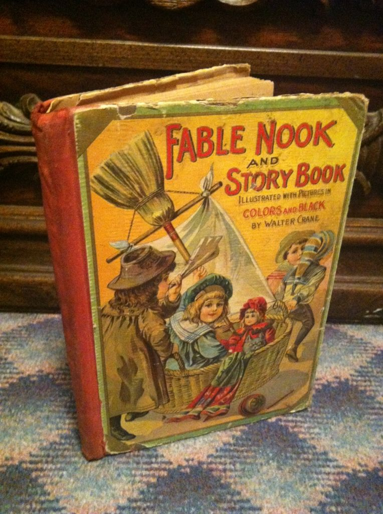 Image for Fable Nook and Story Book