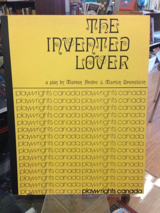 Image for The Invented Lover: A Play