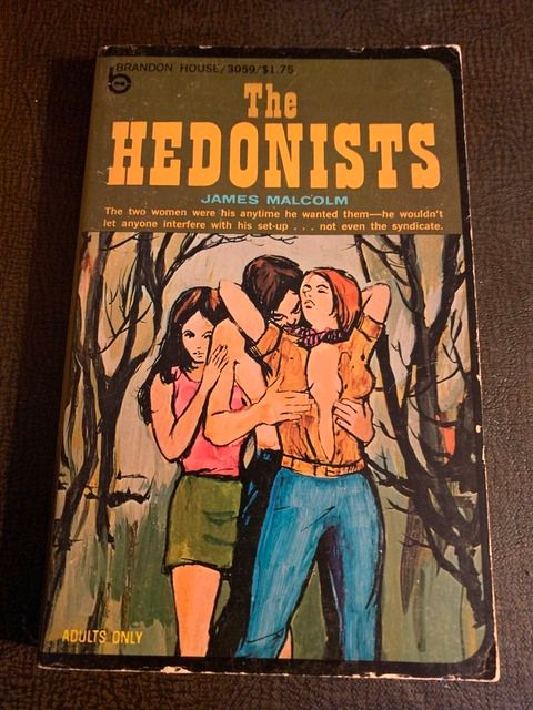 Image for The Hedonists: A Brandon House Book 3059