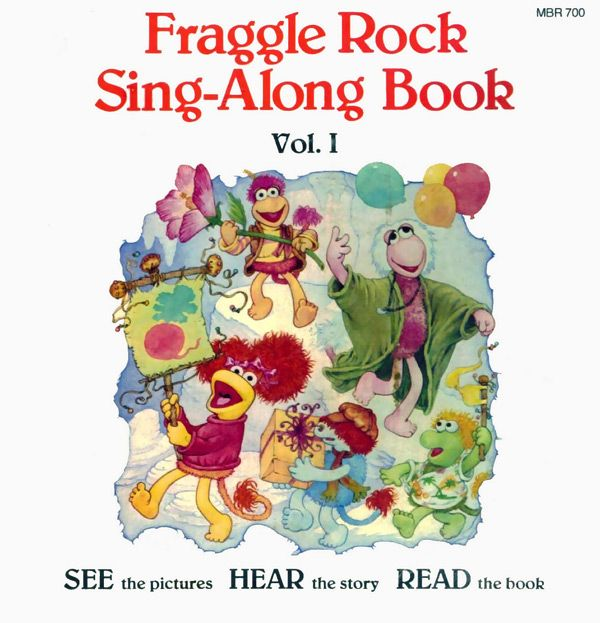 Image for Fraggle Rock Sing-Along Book Vol. 1
