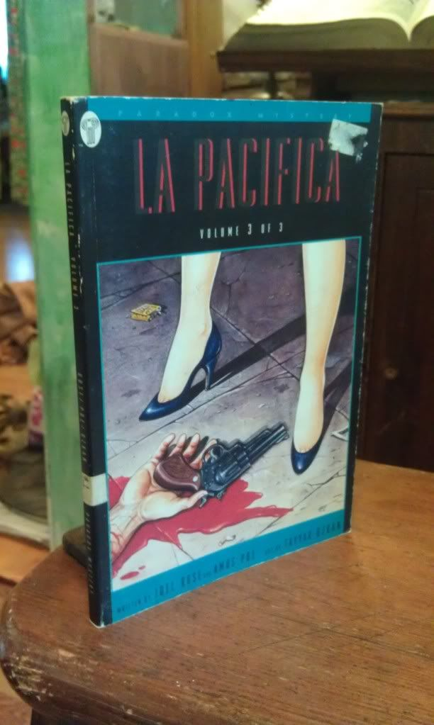 Image for La Pacifica, Vol. 3 of 3