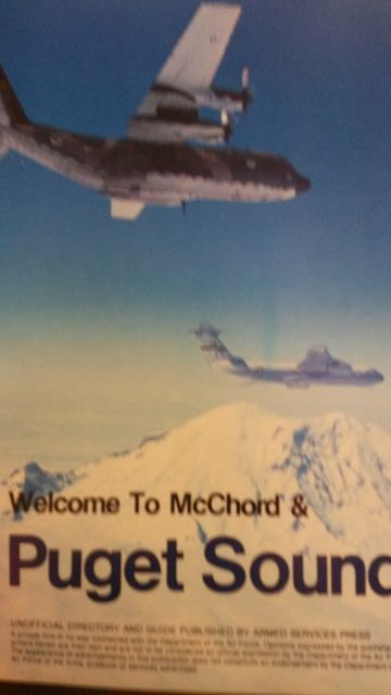Image for Welcome To McChord & Puget Sound by Armed Services Press