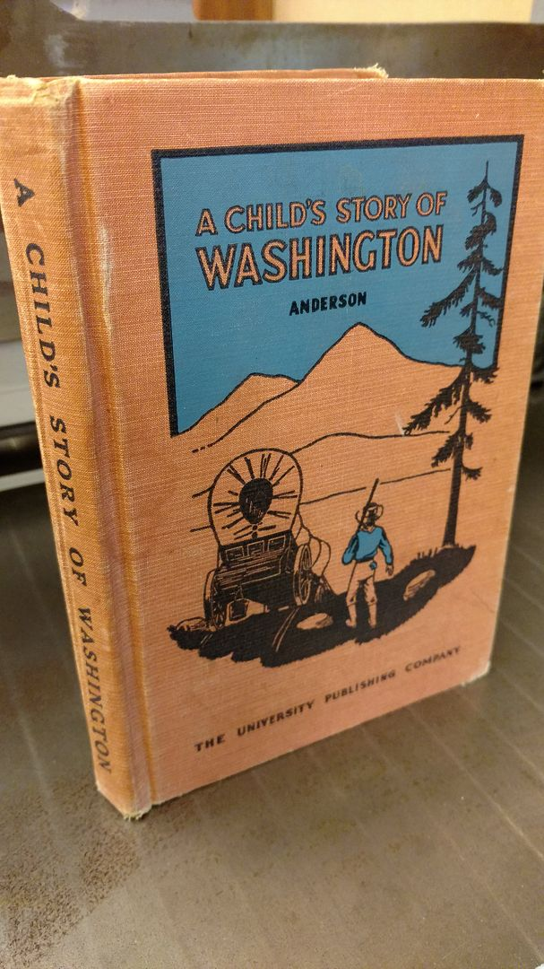 Image for A child's story of Washington,