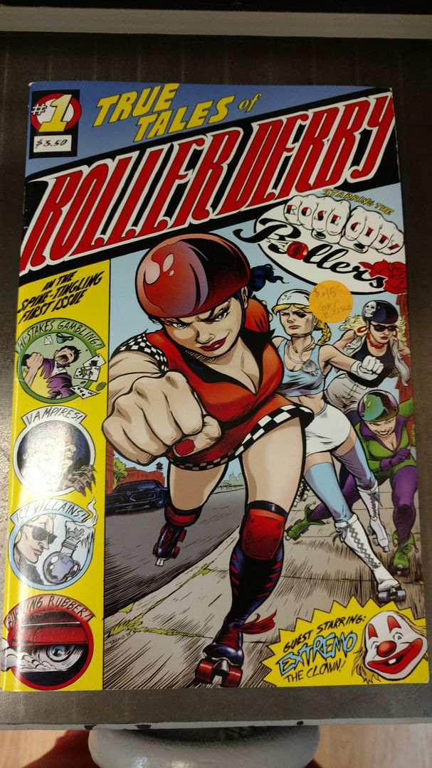 Image for True Tales of Roller Derby ( Premier Issue)
