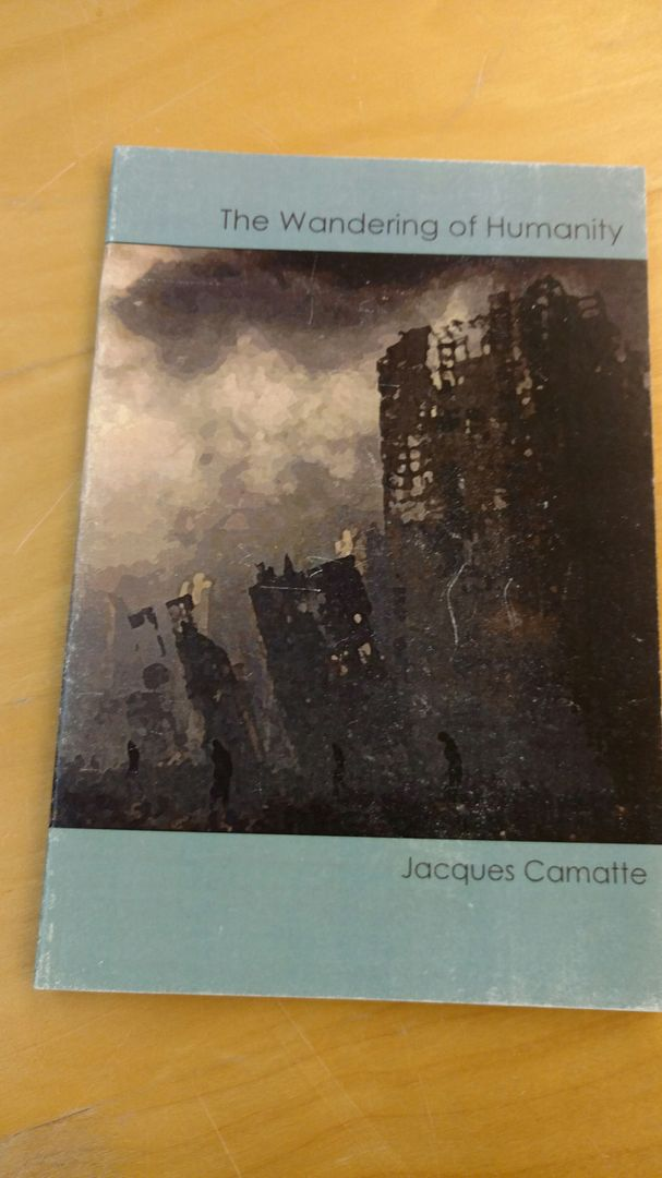 Image for The Wandering of Humanity by Jacques Camatte