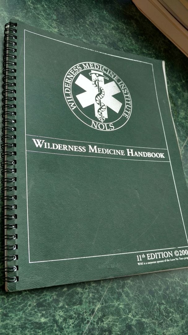 Image for Wilderness Medicine Handbook 11th Edition