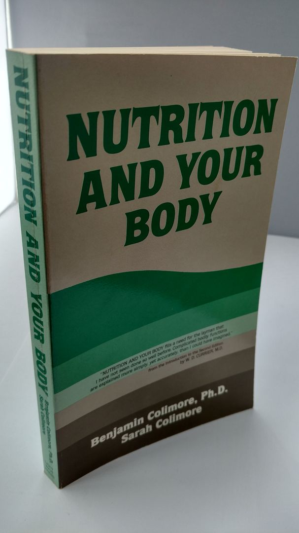 Image for Nutrition and Your Body