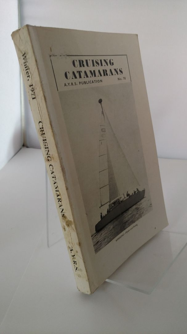 Image for AYRS PUBLICATION NO. 78 : Cruising Catamarans