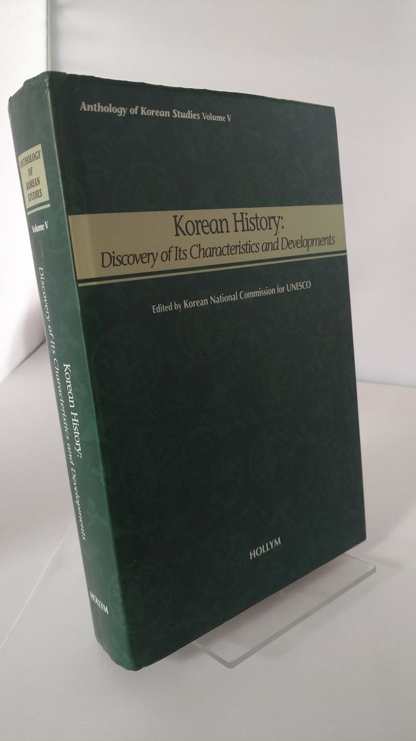 Image for Korean History: Discovery of Its Characteristics and Developments (Anthology of Korean Studies) (Anthology of Korean Studies)