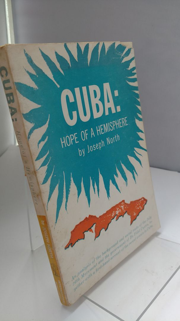 Image for Cuba: hope of a hemisphere