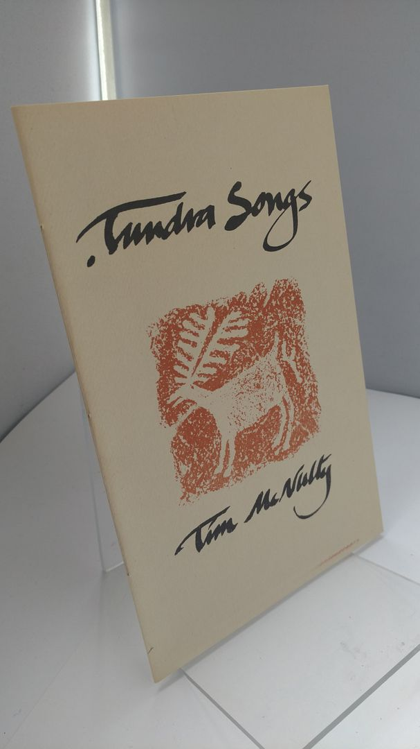 Image for Tundra Songs: A Cycle of Poems for Alaska