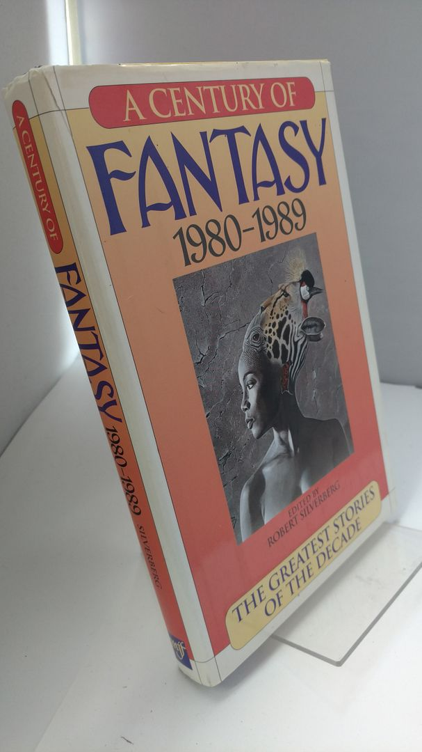 Image for A Century of Fantasy, 1980-1989
