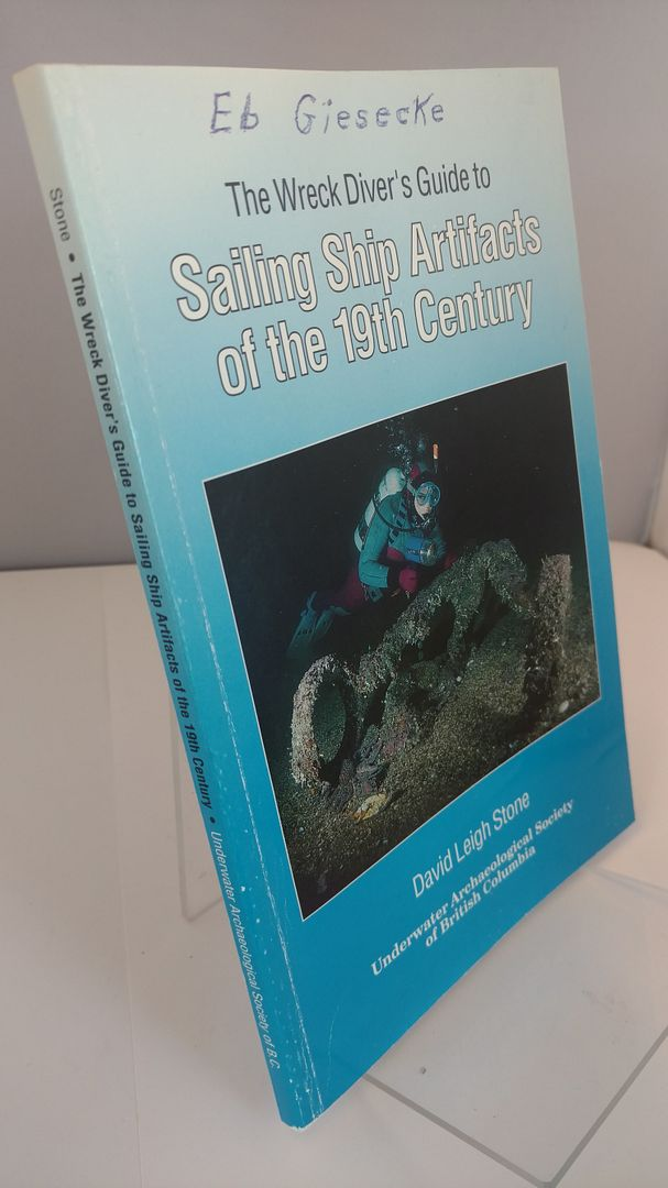 Image for Sailing Ship Artifacts of the 19th Century by David Leigh Stone