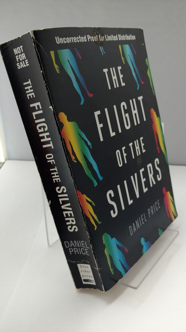Image for The Flight of the Silvers by Daniel Price