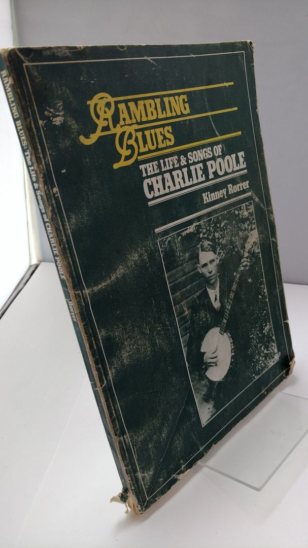 Image for RAMBLING BLUES: The Life & Songs of Charlie Poole