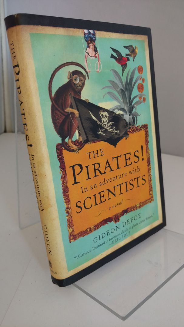 Image for The Pirates! In an Adventure with Scientists: A Novel