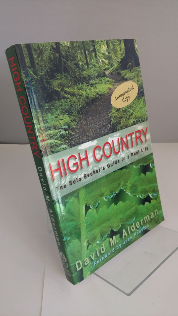 Image for High Country: The Solo Seeker's Guide to a Real Life